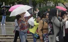 El tiempo: previsión de lluvia por horas en la Comunitat