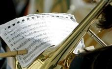 Música y pasacalles para celebrar a Santa Cecilia