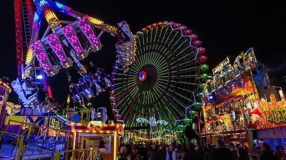 Horarios de la Feria de Navidad en Valencia en 2018: atracciones y precios