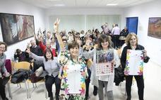 'Dones guerreres', el calendario solidario de Amunt contra el cáncer