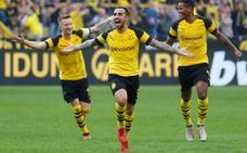 El Dortmund anunciará el fichaje de Paco Alcácer el fin de semana, según 'Bild'