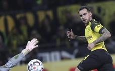 El Dortmund compra a Paco Alcácer