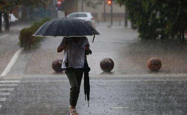 ¿Cuándo lloverá este fin de semana en Valencia?