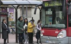 Conductores culpan al estrechamiento de calles de los retrasos de la EMT de Valencia