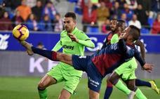 VÍDEO | Resumen y goles del Huesca 2-2 Levante