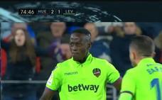 Vídeo | El gol del empate final de Emmanuel Boateng
