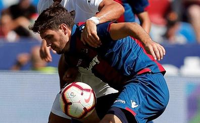 Los Pirineos dan la bienvenida al Levante UD