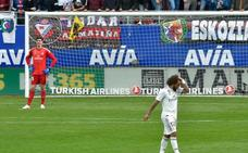El Real Madrid regresa al diván con cifras sonrojantes