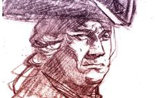 El almirante vasco con pata de palo que provocaba que los ingleses saltaran por la borda