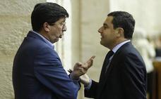 PP y Cs pelean voto a voto en la recta final de la campaña andaluza