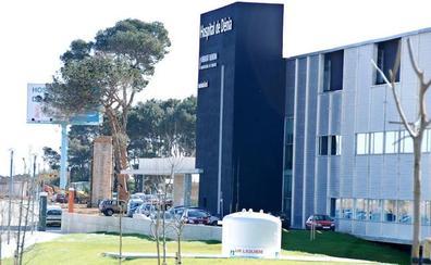 Detectan un caso de difteria en el Hospital de Dénia