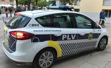 Detenido por conducir ebrio y sin puntos del carné por una avenida de Valencia