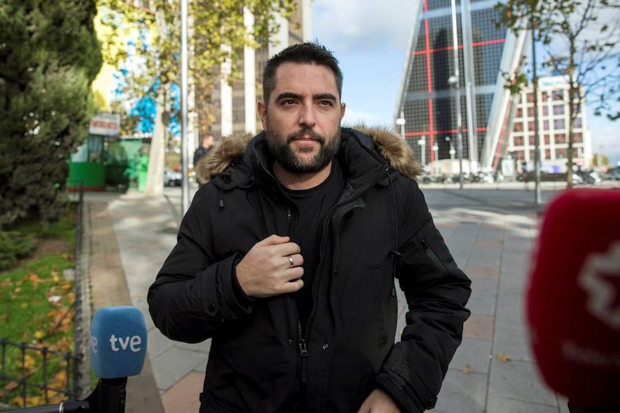 Dani Mateo: «Me preocupa que se lleve a un payaso ante la justicia»