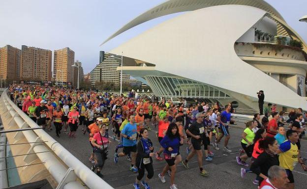 Cómo ver el Maratón de Valencia 2018 por televisión y online