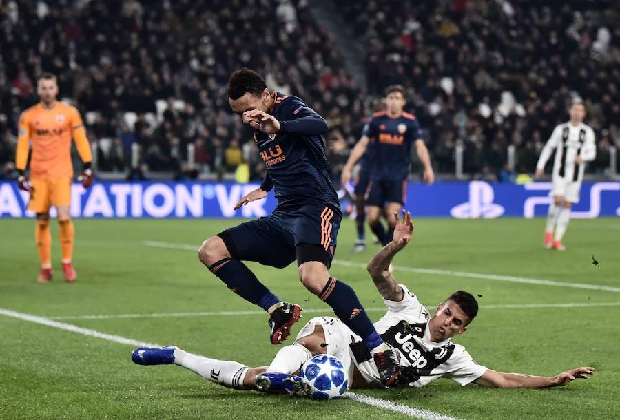 Fotos del Juventus-Valencia de Champions