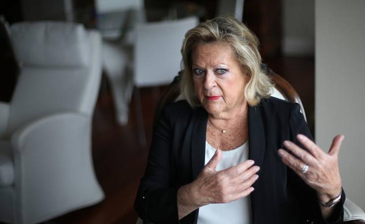 Amelia Guich Lamo de Espinosa: «Tras un transplante de corazón, tengo el privilegio de haber nacido dos veces»