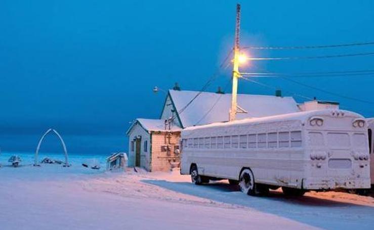 La ciudad de Alaska que pasará 65 días sin ver el sol