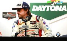 Fernando Alonso volverá a intentar asaltar las 24 horas de Daytona