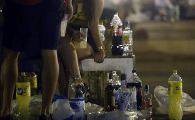 El Ayuntamiento impone 209.200 euros en un año en multas contra el botellón