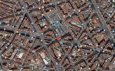 Una mujer y sus dos hijos resultan heridos en el incendio de una vivienda en Valencia