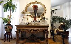 La casa de Amado Ortells, un espacio señorial y exótico