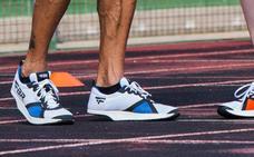 0975f8356eb5e La zapatilla sin talón creada por un entrenador valenciano que quiere  revolucionar el atletismo