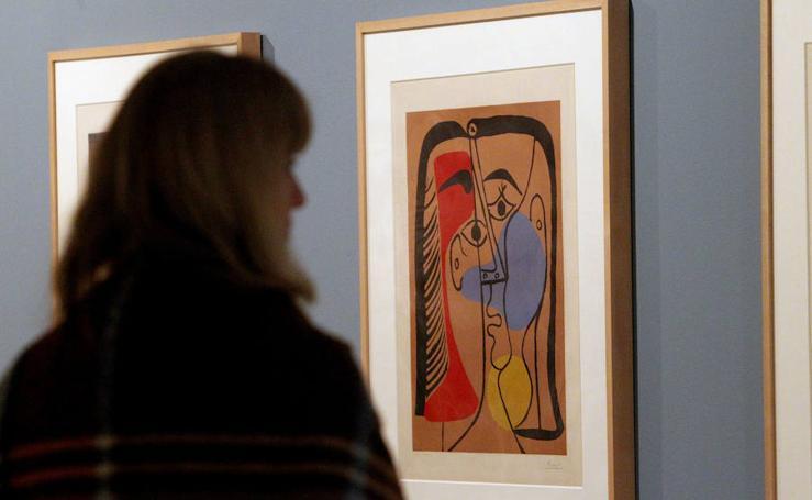 Una exposición muestra al Picasso más vitalista, festivo y lúdico en Valencia