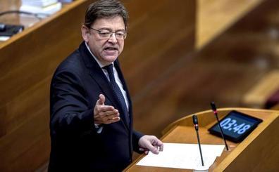 Ximo Puig anuncia un recurso contra el trasvase de 7,5 hm3 del Tajo al Segura publicado hoy en el BOE