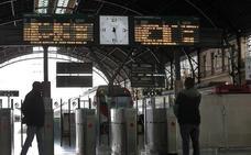 Una fisura en la vía provoca retrasos en varios trenes, entre ellos uno con destino Valencia y Alicante