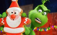 Un duende que odia la Navidad