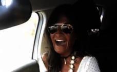Aida Nizar publica su última infracción al volante
