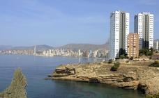 El Supremo confirma el derribo de dos torres de Benidorm con 168 viviendas de lujo