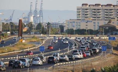 La ampliación de la V-21 será para carril bus y coches con al menos dos personas
