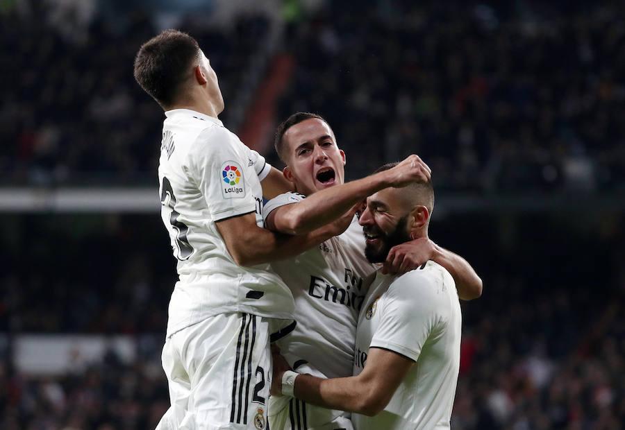 Fotos del Real Madrid-Valencia
