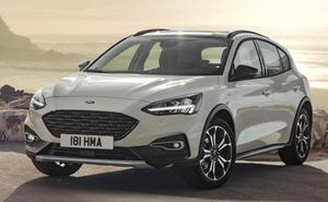 Ford Focus Active: Compacto y versátil