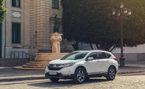 Honda CR-V Híbrido: Adaptado a la edad moderna
