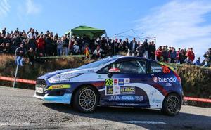 Miguel Fuster, campeón de rallyes por sexta vez
