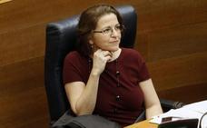 Elena Cebrián, la consellera que más veces es rectificada desde Les Corts