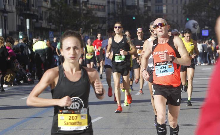 FOTOS | Maratón Valencia 2018