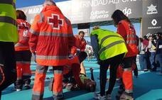 Maratón de Valencia: 17 atletas acaban en el hospital