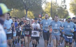 Gebreselassie, destroza el récord del Maraton