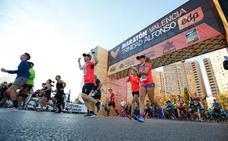 El Maratón de Valencia, en directo online: sigue la retransmisión en vivo en LAS PROVINCIAS