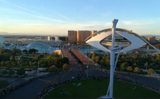 Clasificación oficial del Maratón de Valencia 2018
