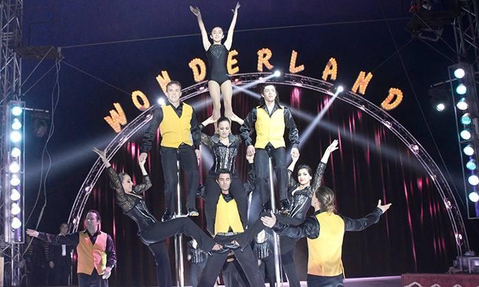 Gran circo Wonderland en Valencia 2018: horarios, precios y cómo llegar