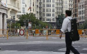 El cierre de Ciutat Vella dispara la petición de más líneas de la EMT