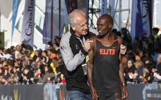 Paco Borao: «No sólo pretendemos el mejor tiempo sino un atletismo de calidad»