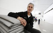 Martín Fiz: «La vida del pelotari es de perseverancia, como la del maratoniano»