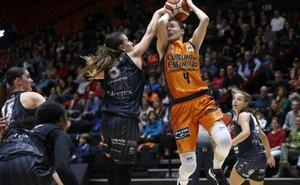 El Valencia Basket mete la quinta