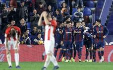 VÍDEO | Así ha sido el Levante 3-0 Athletic