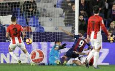 VÍDEO | El gol de Roger que sentencia el partido (3-0)